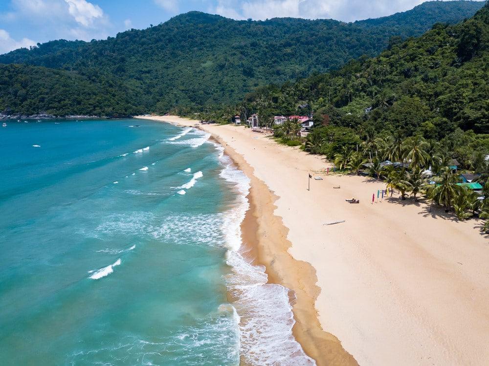Tioman tiene una de los mejores playas de Malasia
