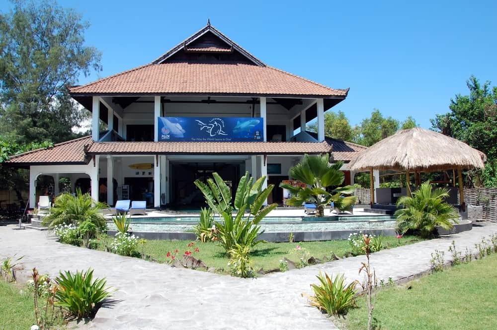 licencia de buceo en Indonesia