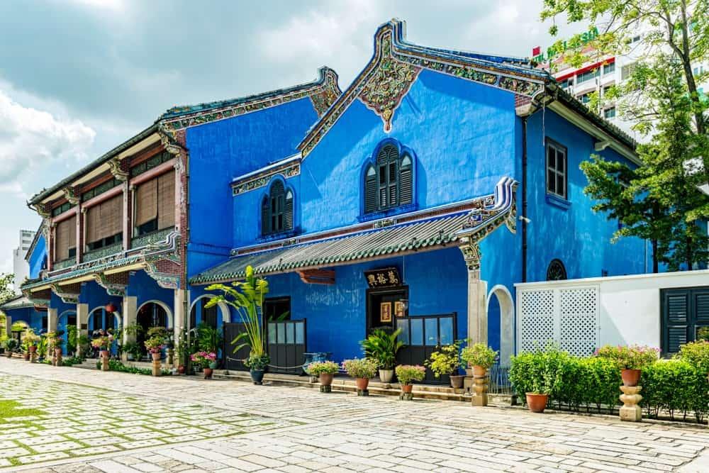recorrido por Penang