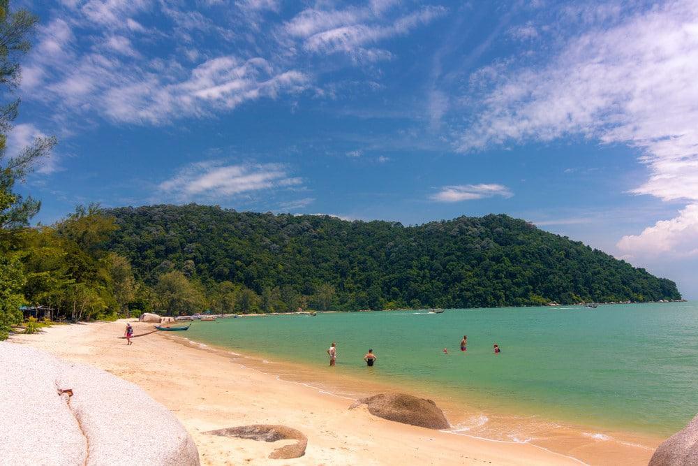 playas de Penang