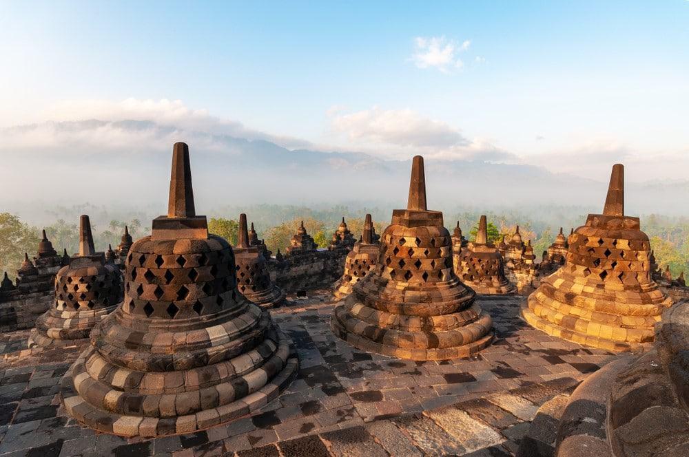 itinerario indonesia 15 días