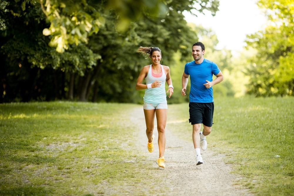 running beneficios y riesgos