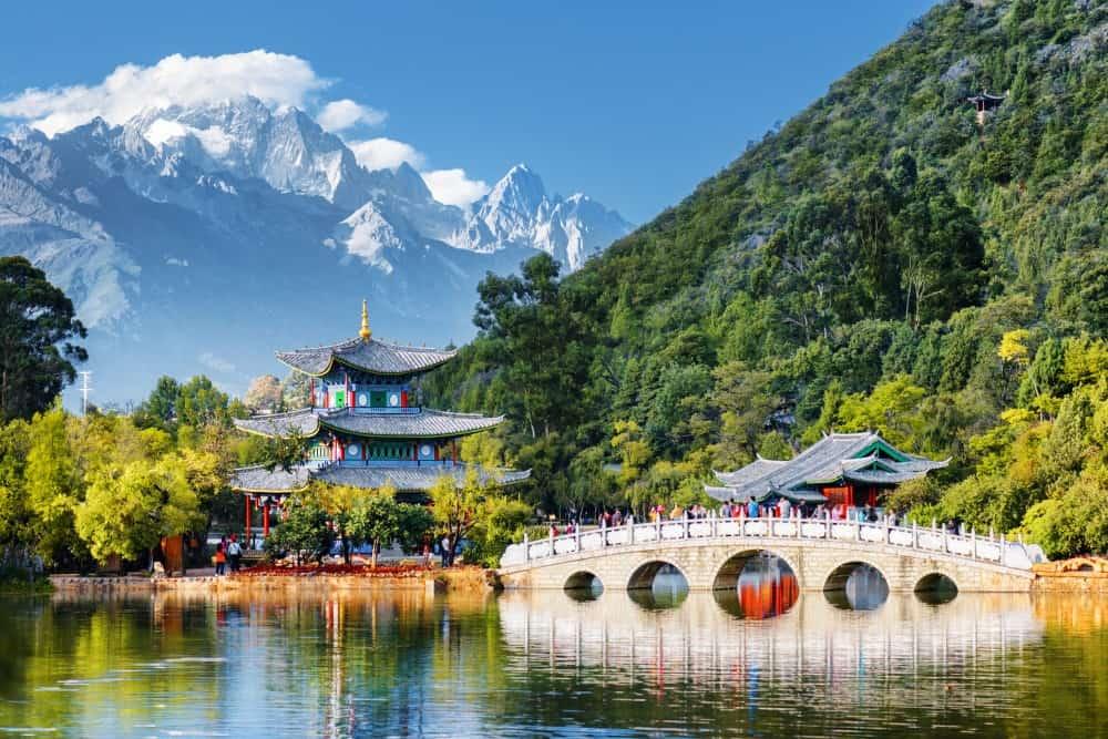 que ver en Yunnan