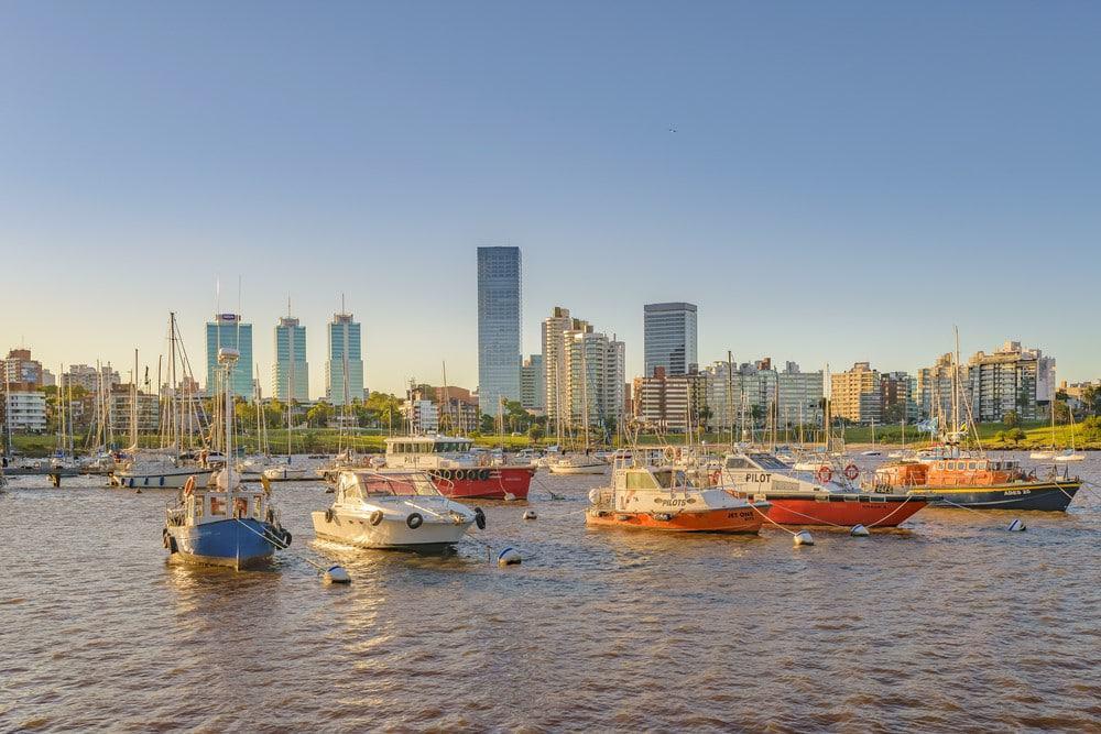 excursión de un día de Buenos Aires a Montevideo