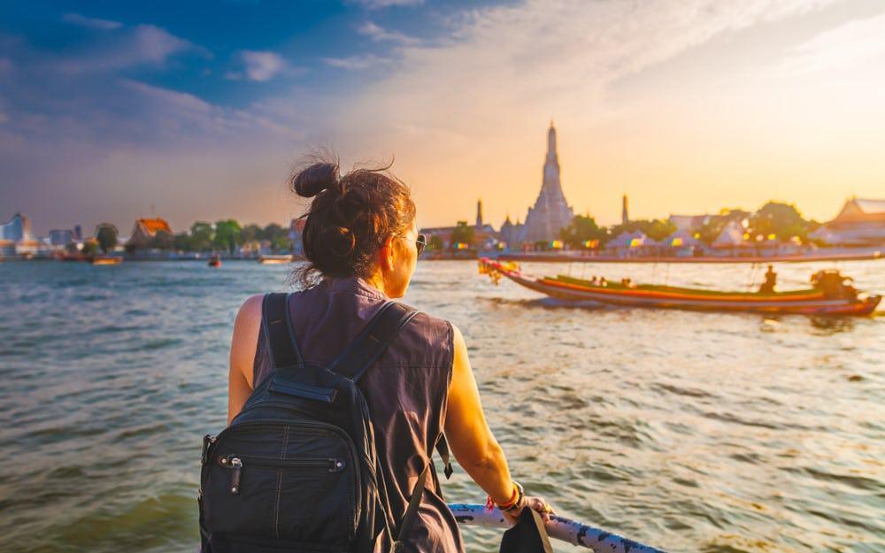 ¿Es seguro viajar sola a Tailandia?