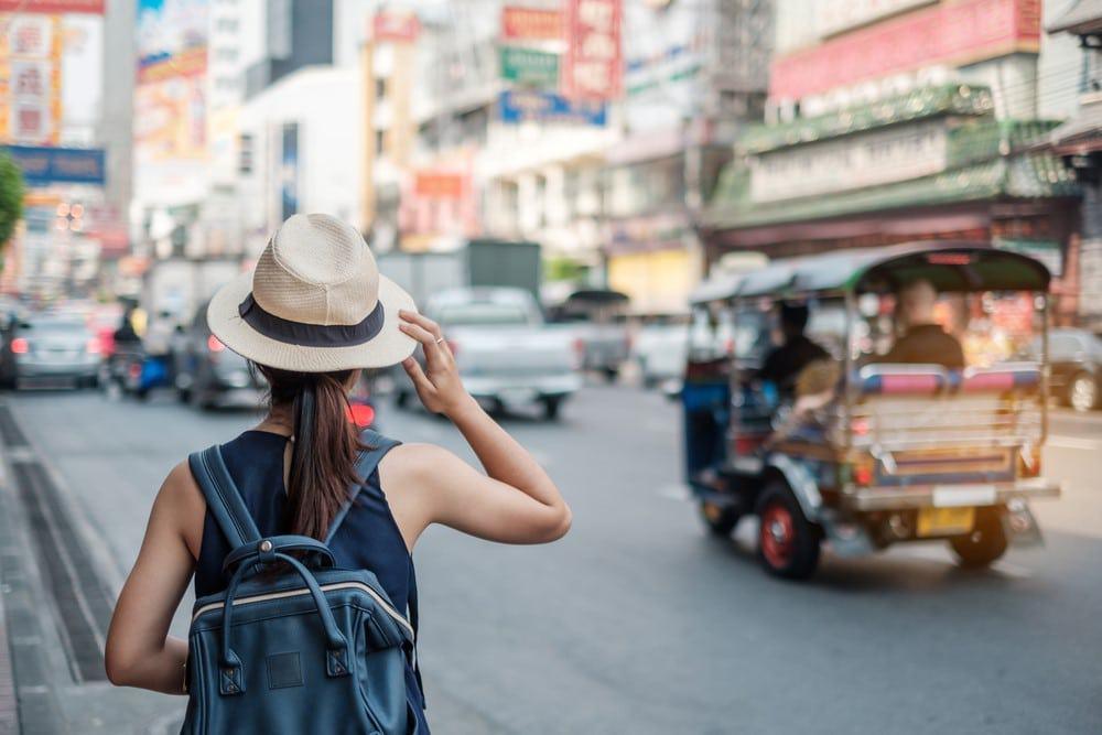 consejos viajar sola a Tailandia