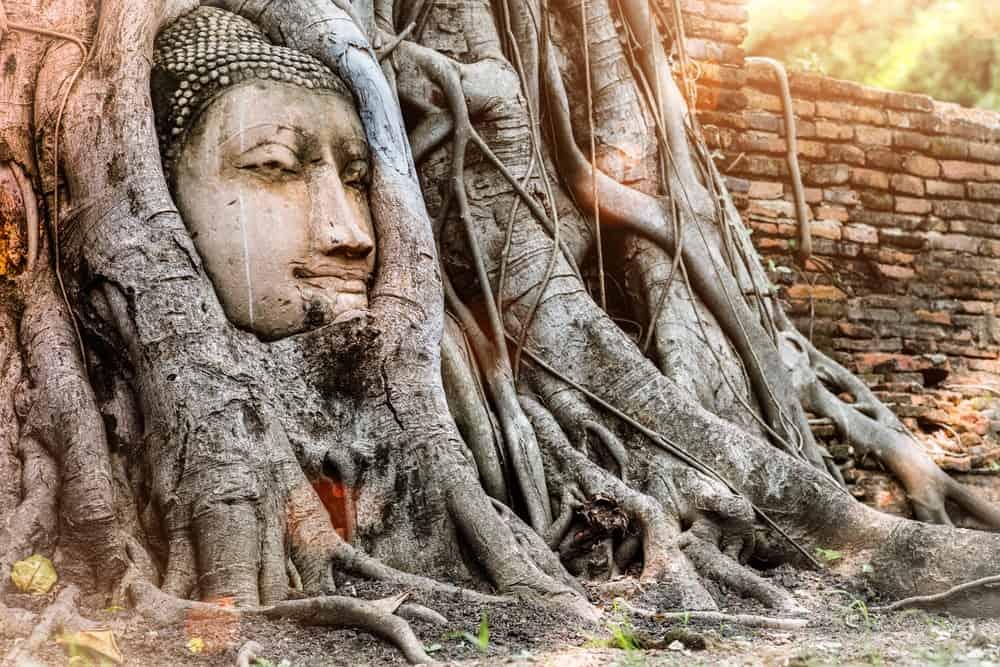 Ayutthaya y Sukotai para ver en Tailandia