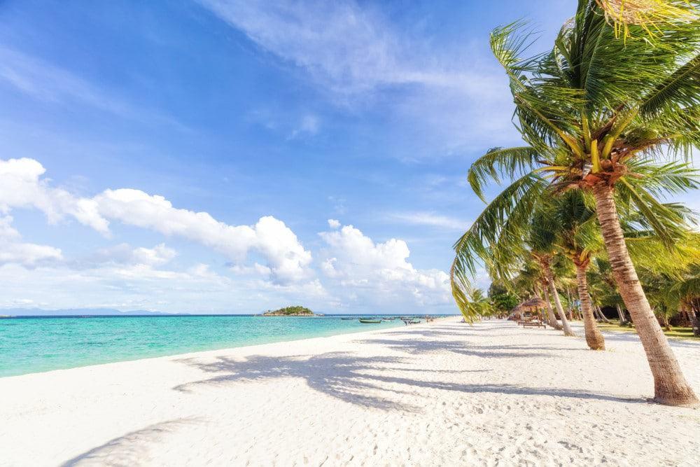 playas e islas de Tailandia