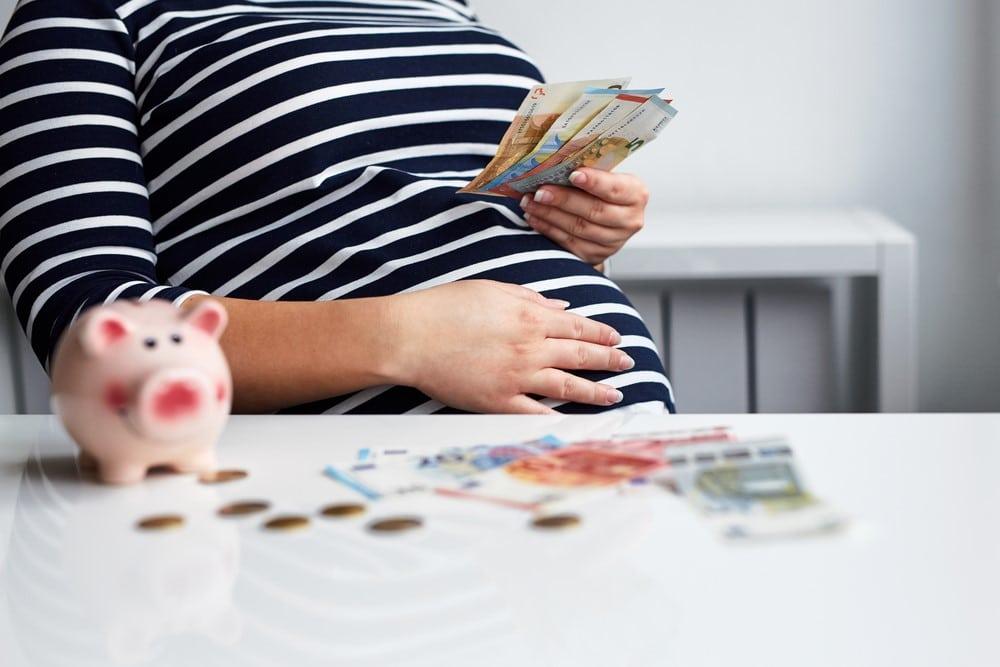 Prestación para nacimiento y cuidado del menor