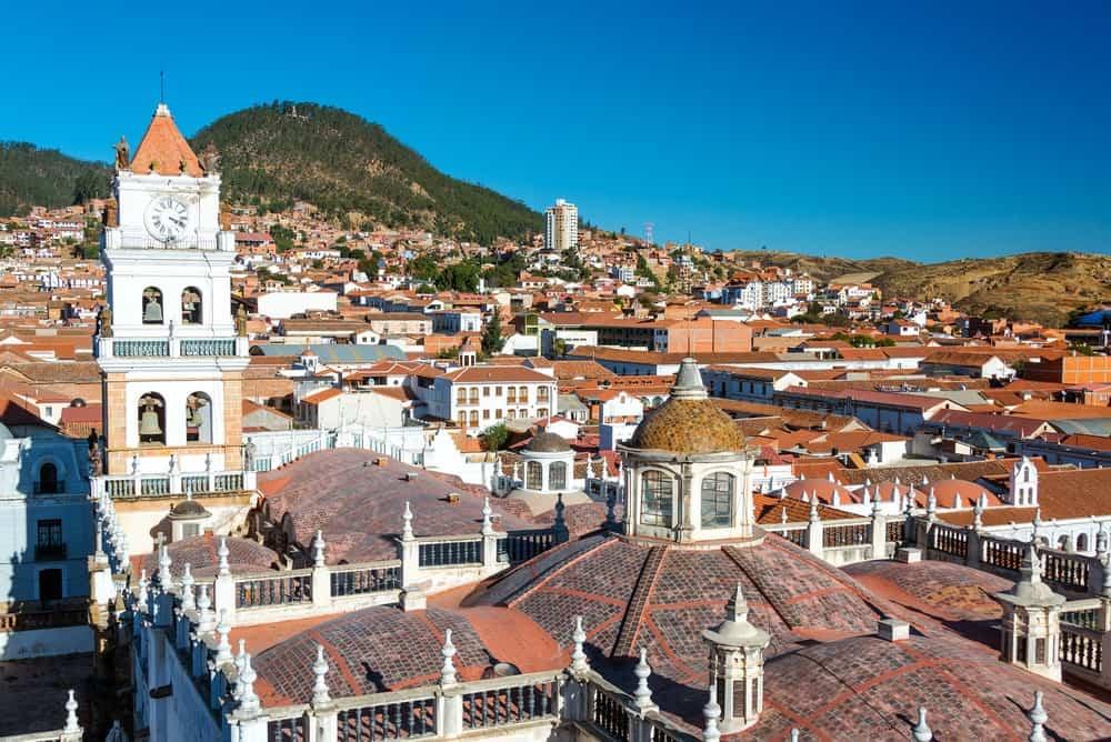que ver en Sucre, Bolivia