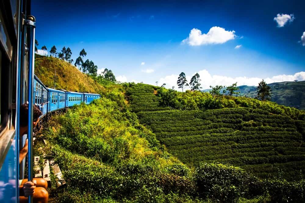 viajar por Sri Lanka