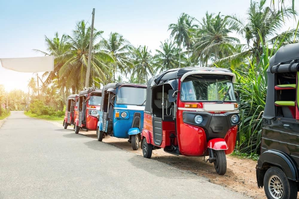 es seguro Sri Lanka