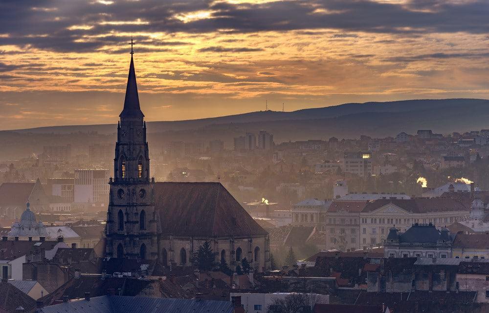 Cluj-Napoca, destino que ver en Rumanía