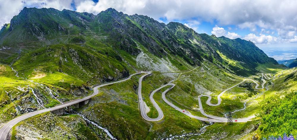 Transfagaraşan Road, la mejor carretera del mundo