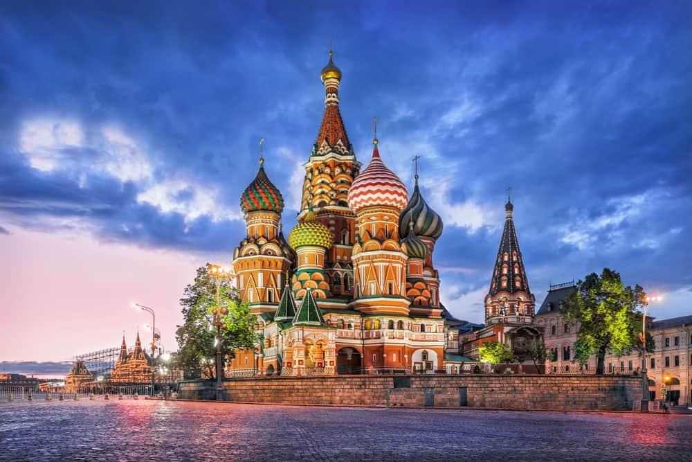 Es seguro viajar a Rusia