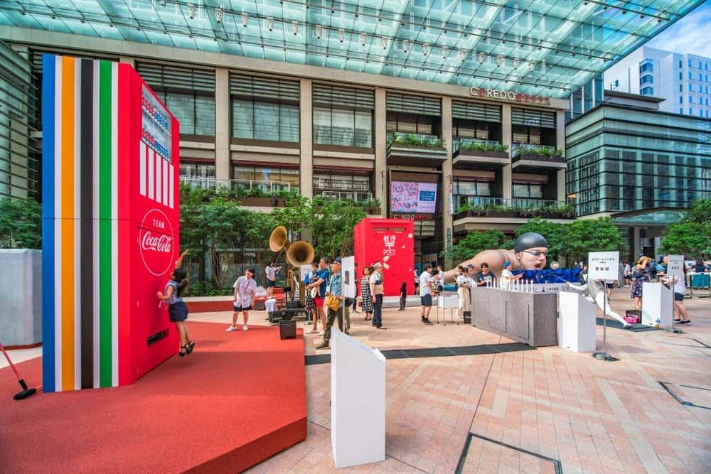 eventos en Tokio durante Olimpiadas 2020