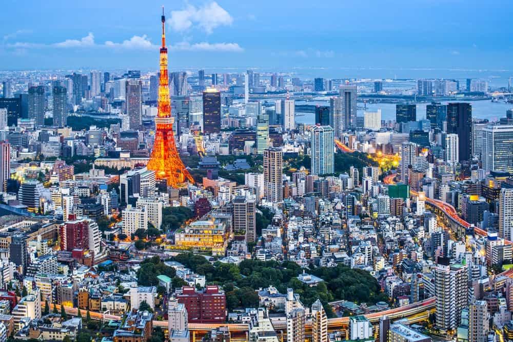 qué ver en Tokio Olimpiadas Japón 2020