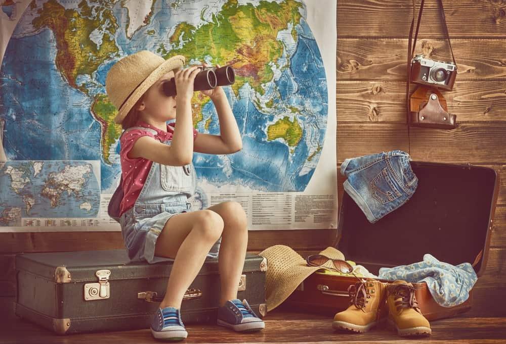 viajar con niños a Asia