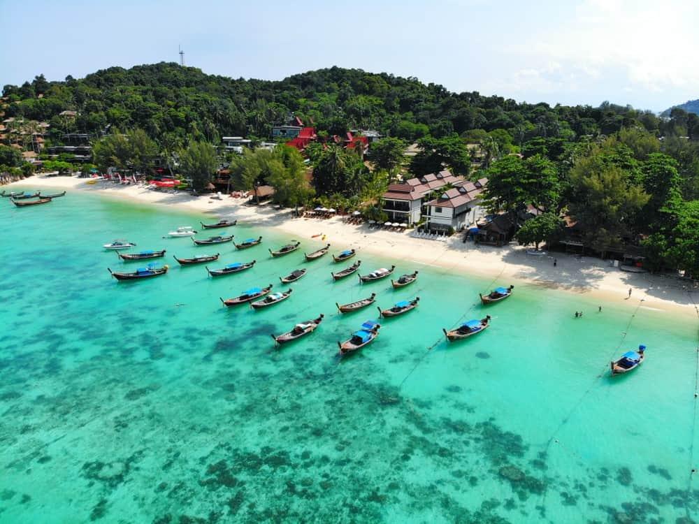 viajar con niños a Tailandia