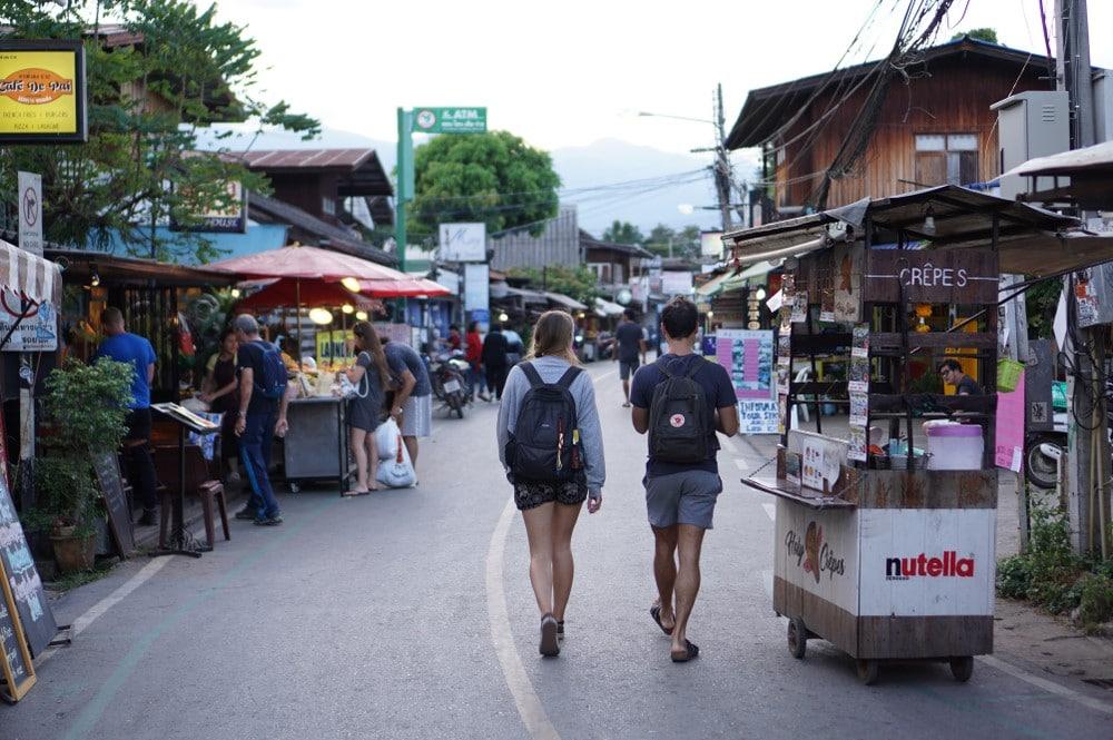 night market de Pai