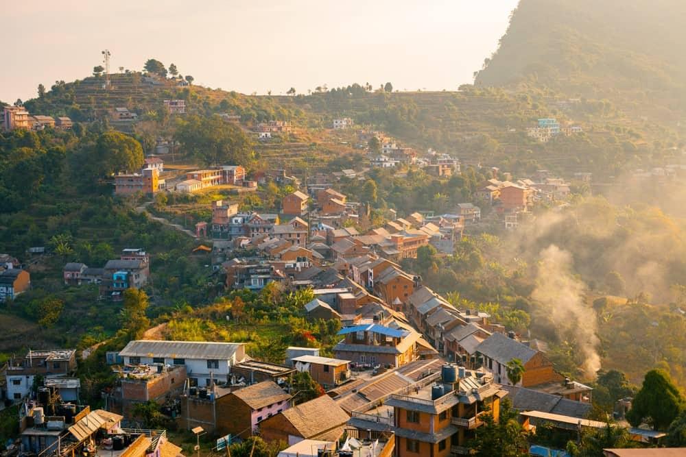viajar a Bandipur, Nepal