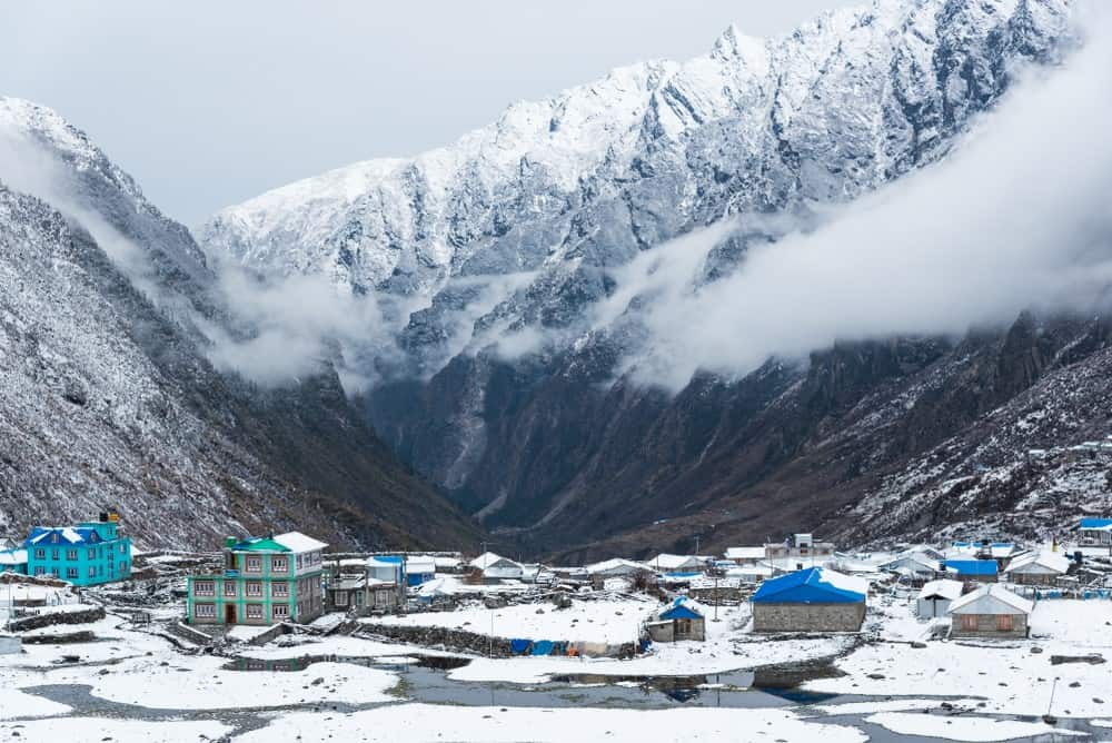 Valle de Langtang, Nepal