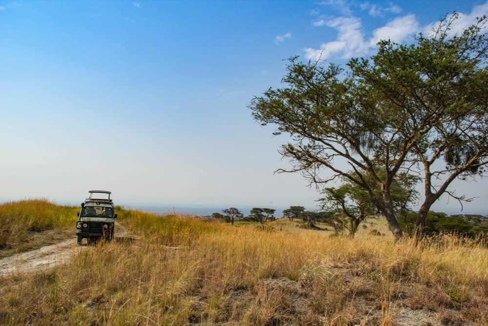 es seguro viajar a Uganda