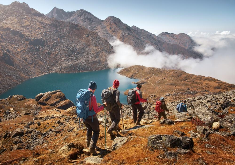 trekking en Himalaya
