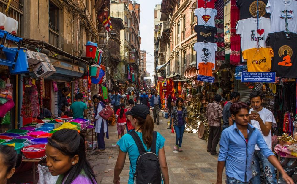 equipaje para Nepal