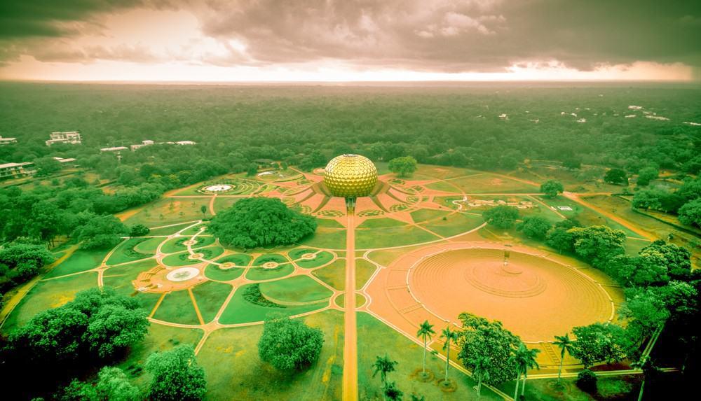 que hacer en Auroville, Tamil Nadu