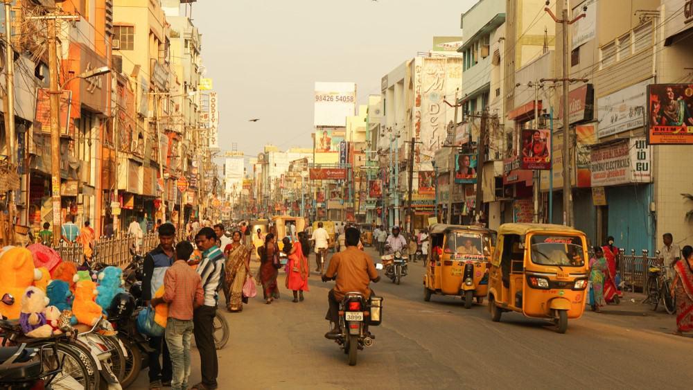 Madurai, la ciudad más grande de Tamil Nadu