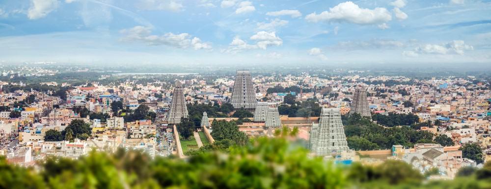 Tiruvannamalai y su templo sagrado