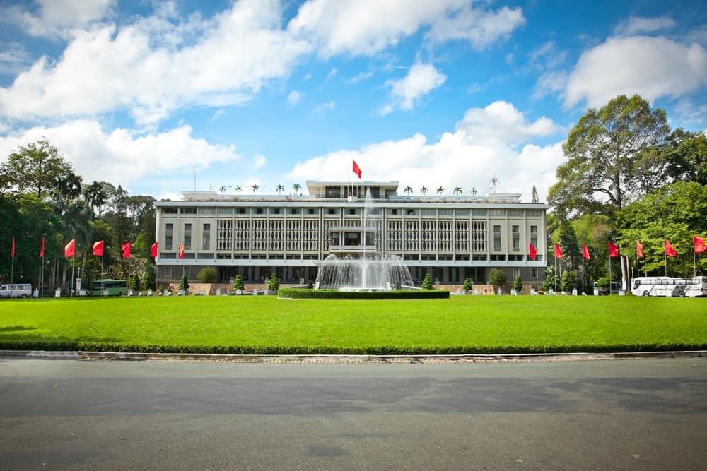 Palacio de la Reunificación de Vietnam