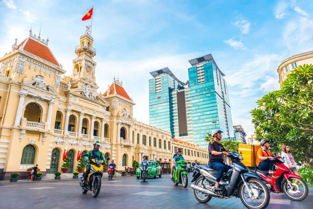 Ayuntamiento de Saigón