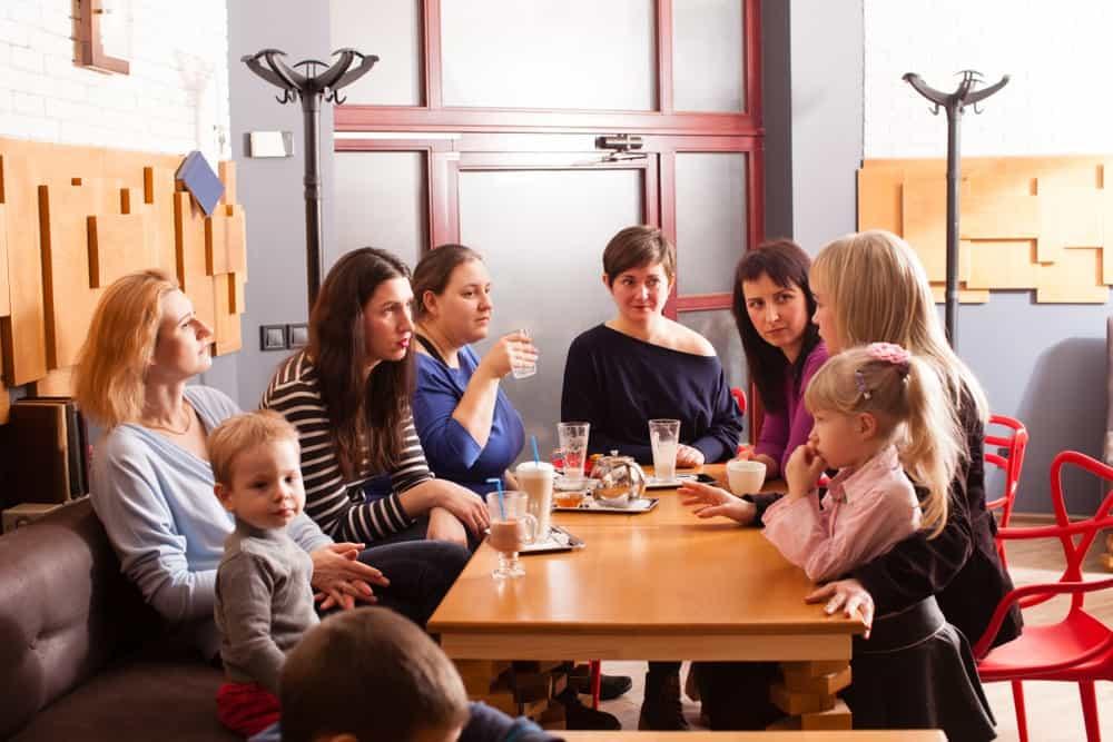 asociación de madres solteras