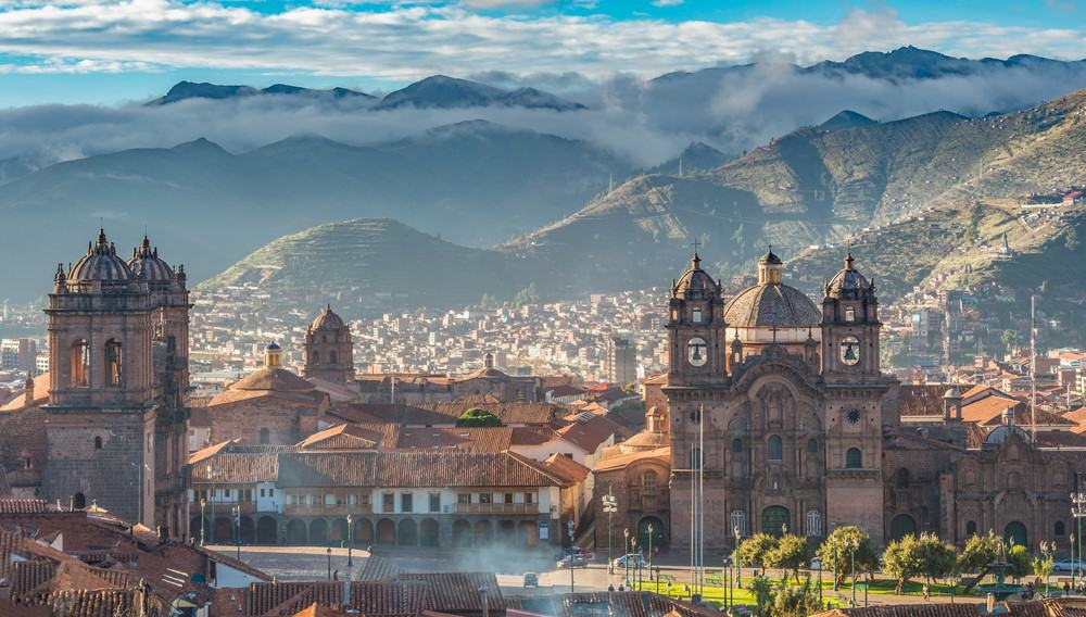 ruta de viaje a Perú dos semanas