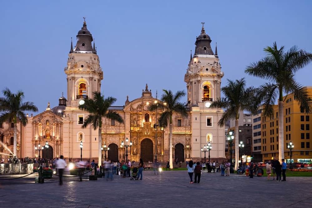 qué hacer en Lima Perú