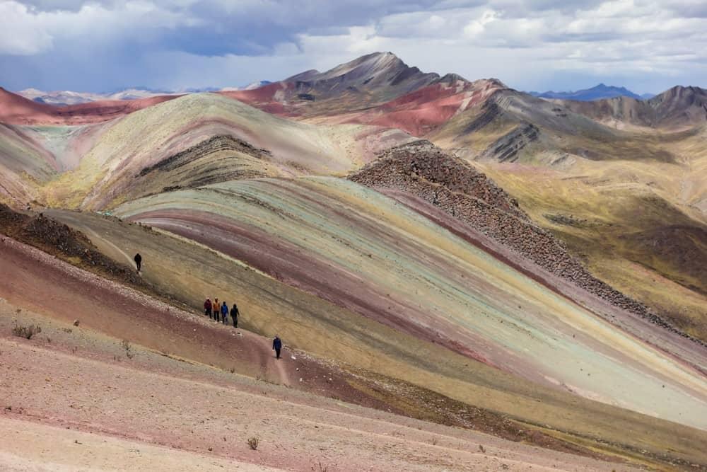 Montaña de los 7 colores Perú