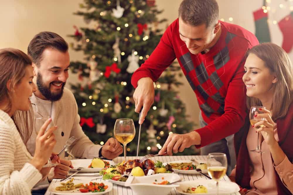 desperdicio alimento Navidad