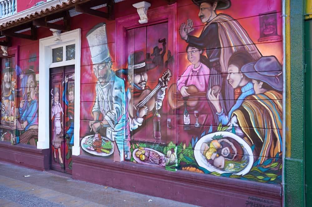 barrios de Bellavista y Lastarria