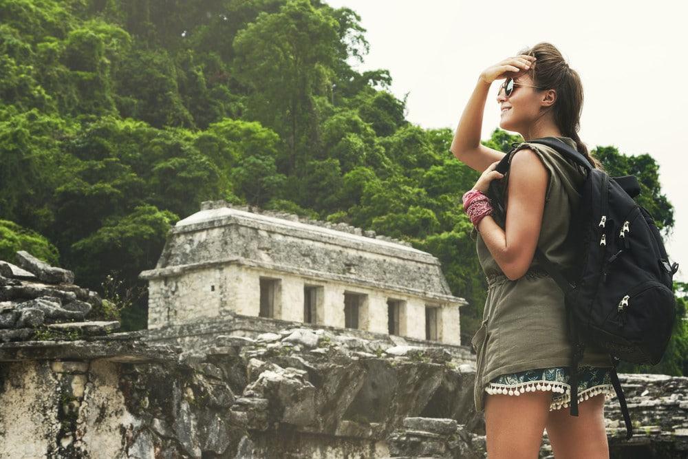 viajar sola a México