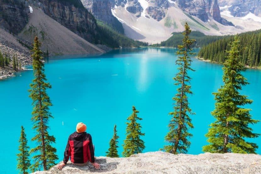 viajar solo a Canada