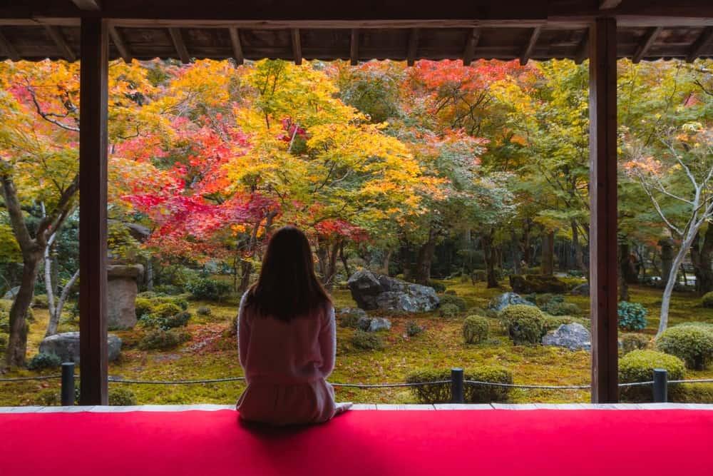 destinos para viajar sola: Japón