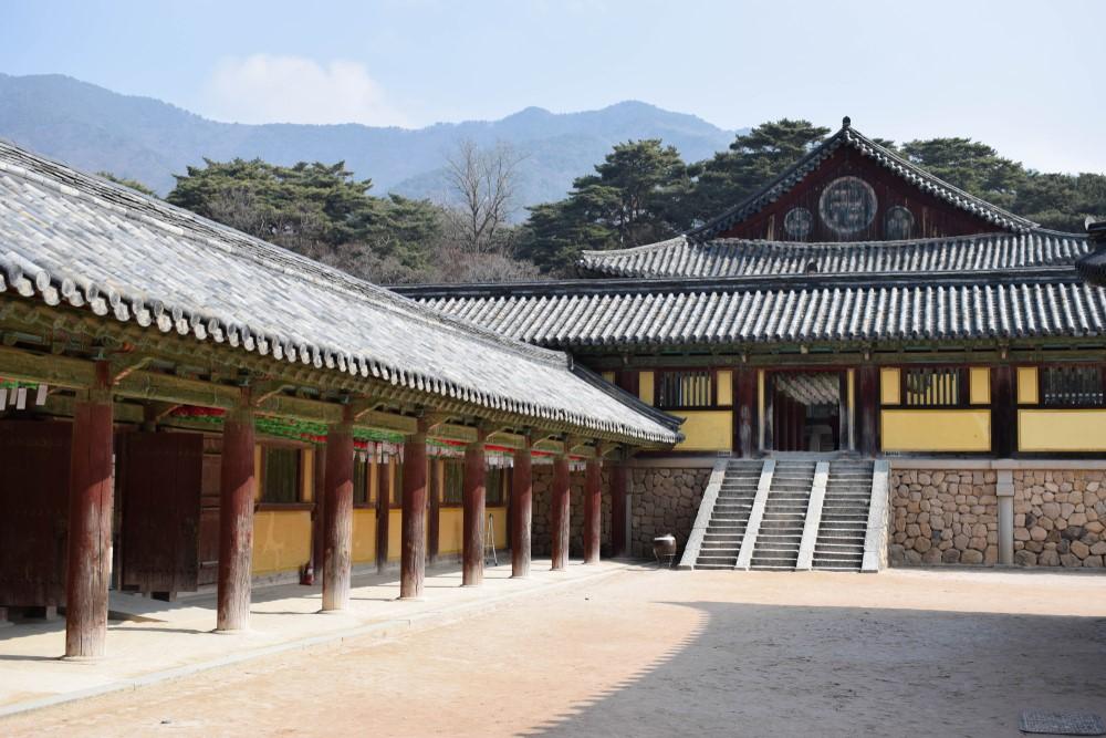 Templos de Gyeonju, Corea del Sur