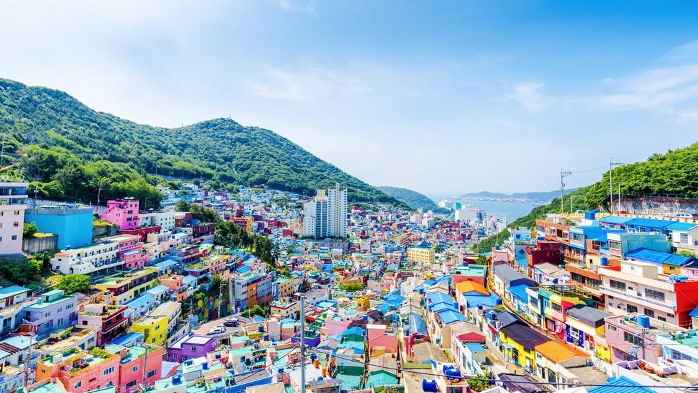 Ruta de viaje Corea del Sur