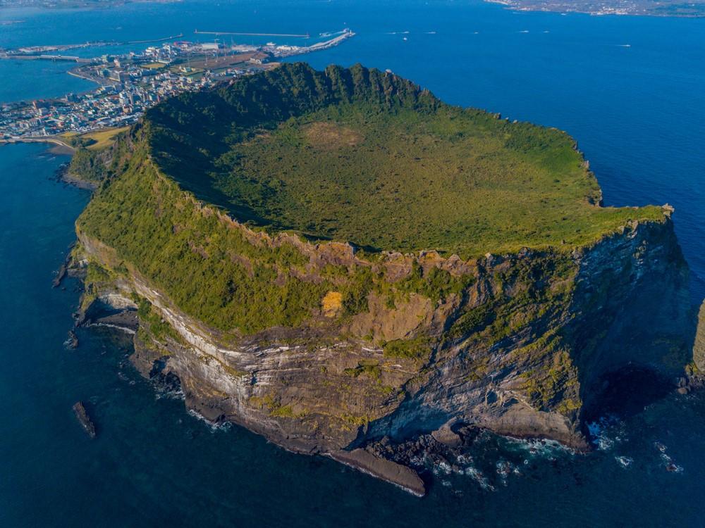 Isla de Jeju en itinerario de viaje a Corea del Sur en 15 días
