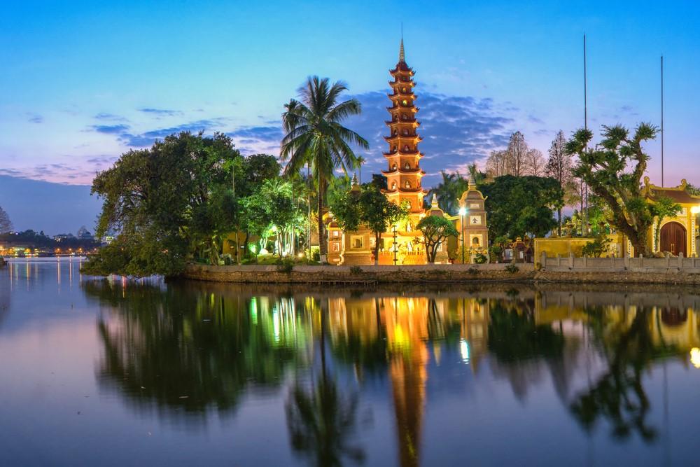 templos en Hanoi