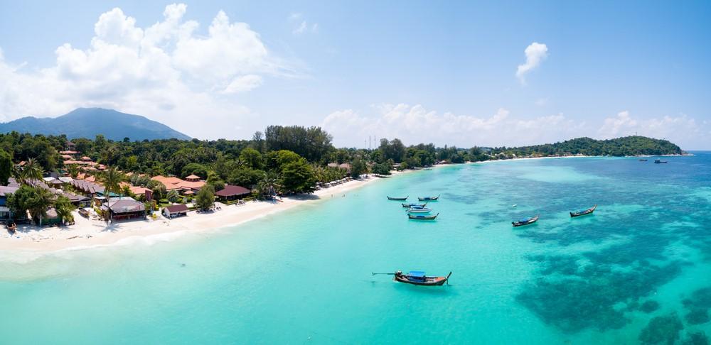 Playa Pattaya Koh Lipe Tailandia