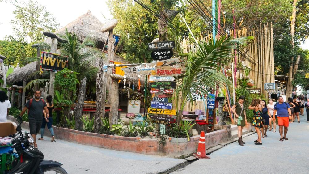 dónde comer en Koh Lipe