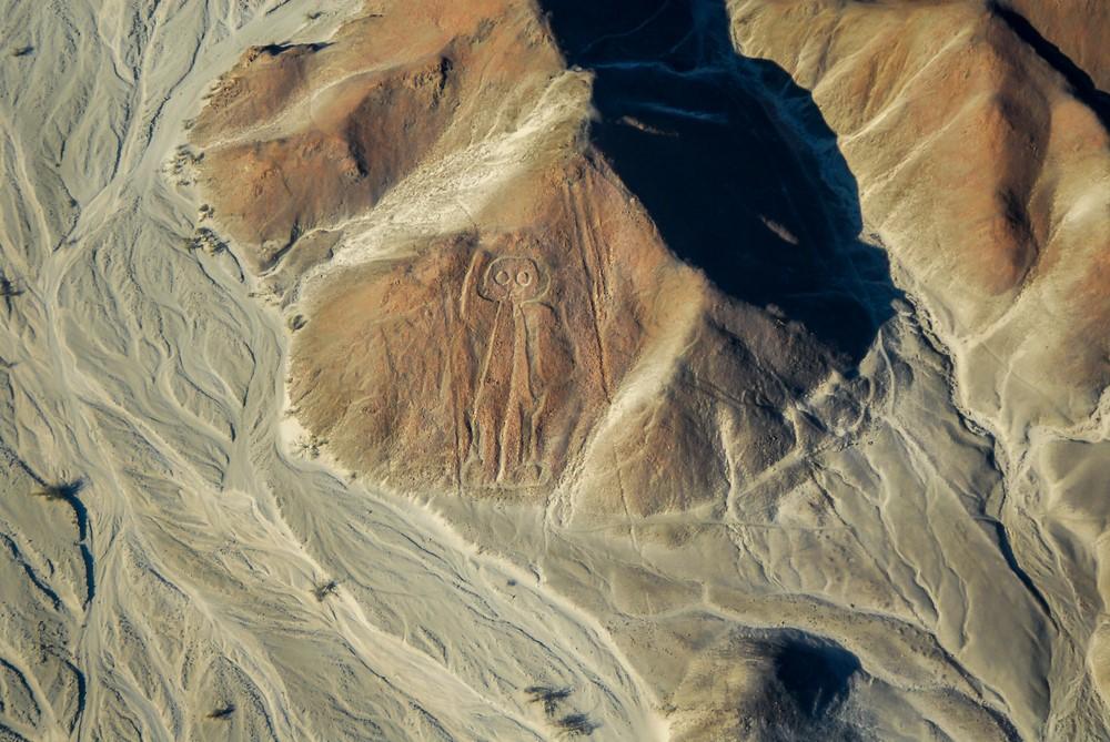 vuelo sobre líneas de Nazca